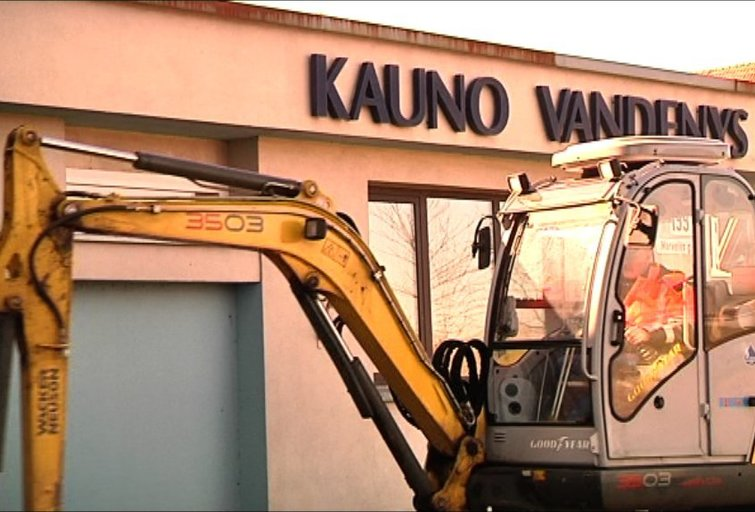 Kauno vandenys (nuotr. TV3)