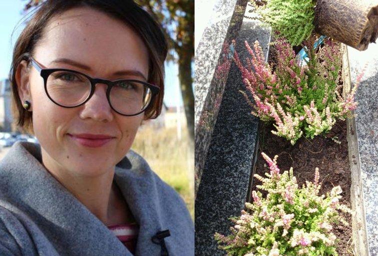 Specialistė įvertino viržių sodinimą kapuose (nuotr. 123rf.com)
