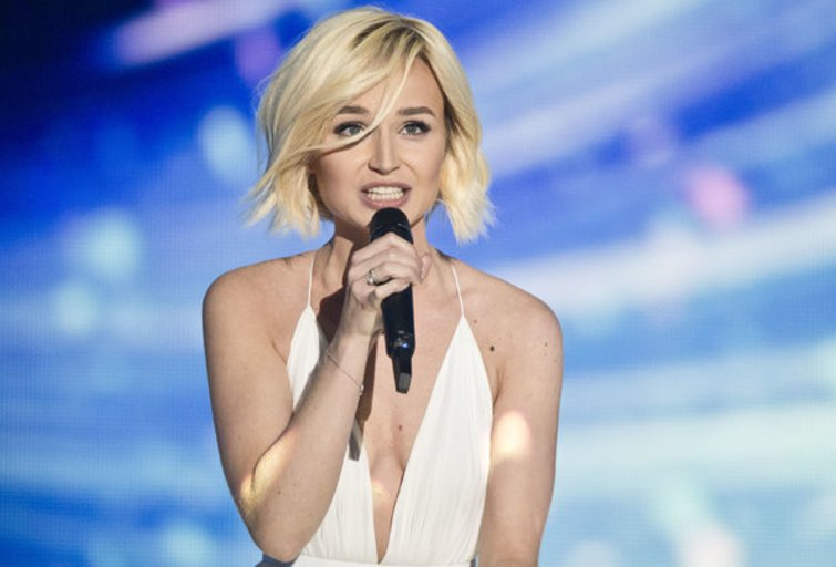 Polina Gagarina (nuotr. Vida Press)