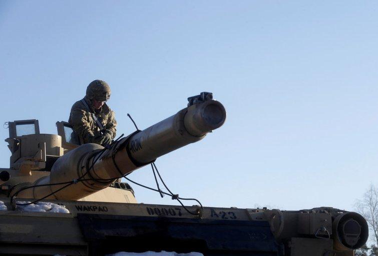 NATO pajėgos (nuotr. SCANPIX)