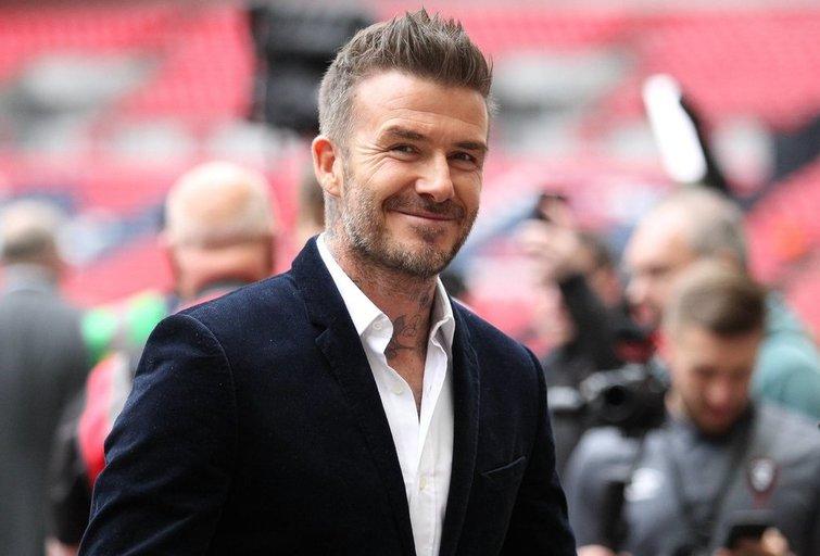 David Beckham (nuotr. SCANPIX)