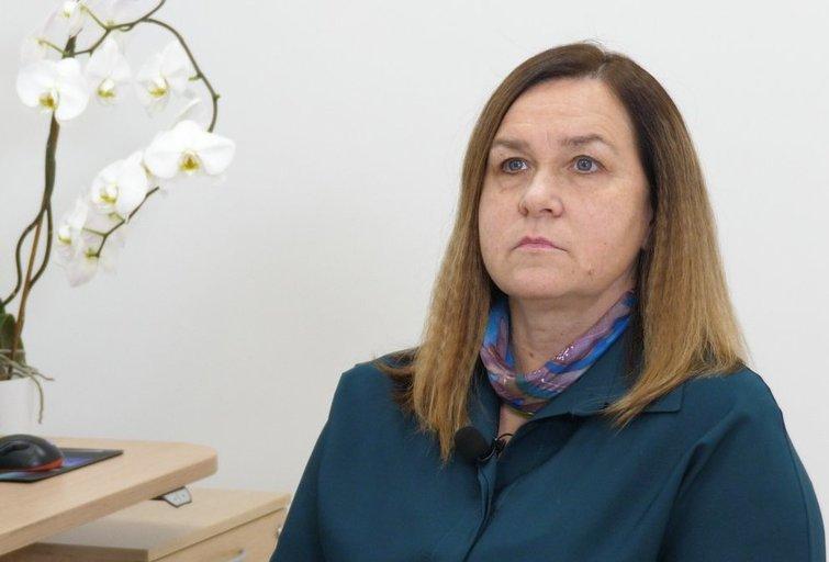 Živilė Gudlevičienė (nuotr. Organizatorių)