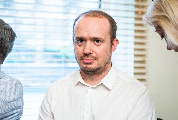Liutauras Gudžinskas (nuotr. Fotodiena/Justino Auškelio)