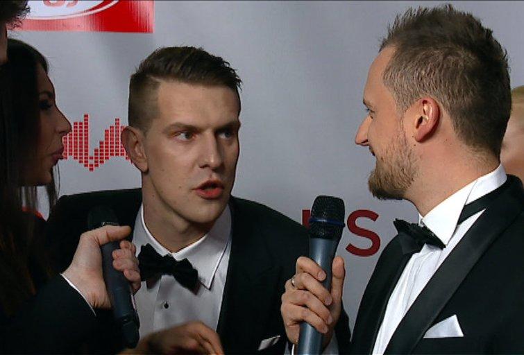 M. Stonkus ir M. Katleris (nuotr. TV3)