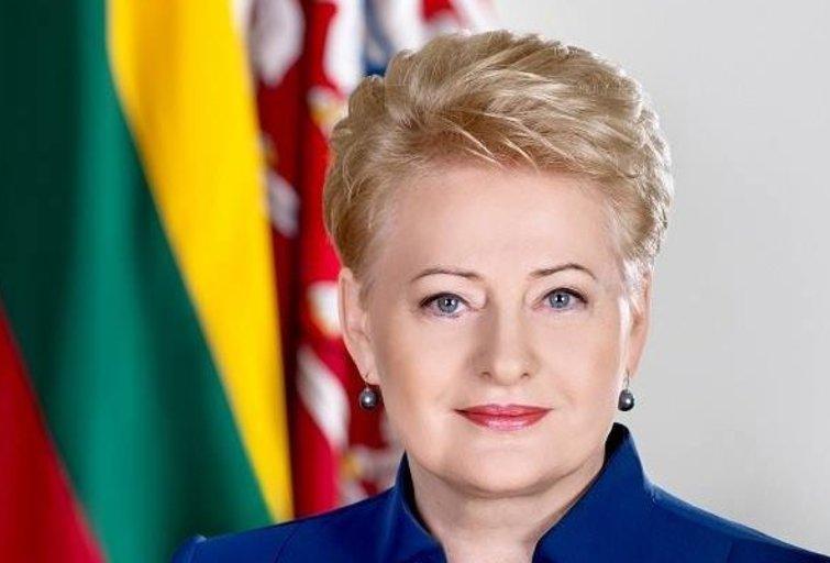 """D. Grybauskaitė (nuotr. asmeninio albumo (""""Facebook"""")"""