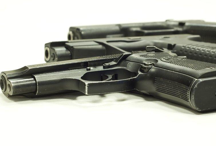 Pistoletai (nuotr. Fotodiena.lt/Roberto Dačkaus) (nuotr. Balsas.lt)