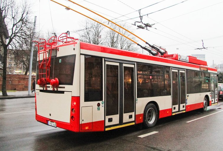 Viešasis transportas (nuotr. Fotodiena.lt)
