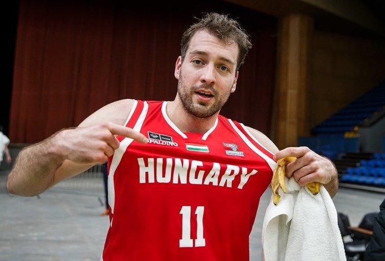 S. Benke (nuotr. FIBA Europe)