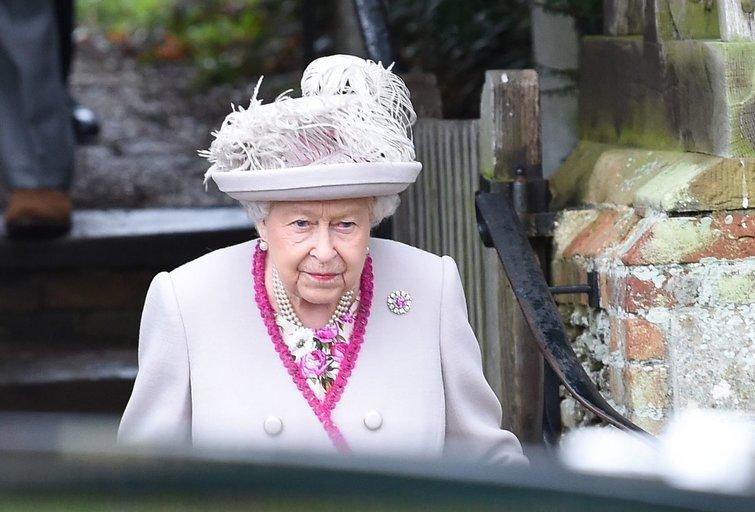 Karalienė Elizabeth (nuotr. SCANPIX)