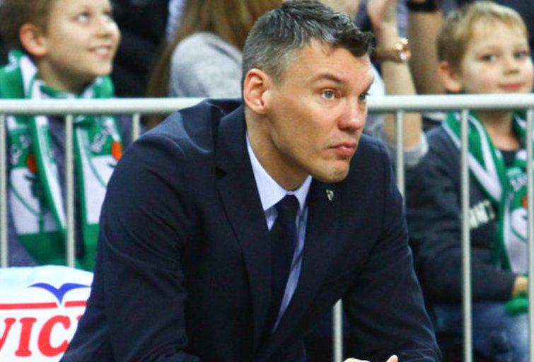 Šarūnas Jasikevičius (nuotr. Tv3.lt/Ruslano Kondratjevo)