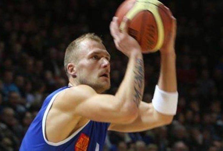 Martynas Mažeika (nuotr. KK Neptūnas)