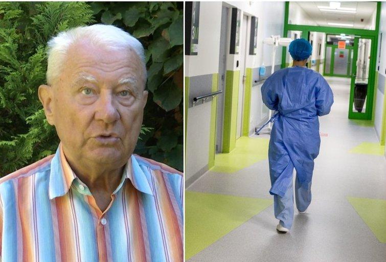 Profesorius Laiškonis mato nerimo ženklus: epidemija šiemet nesibaigs, o Lietuvoje turime didelę bėdą (tv3.lt fotomontažas)