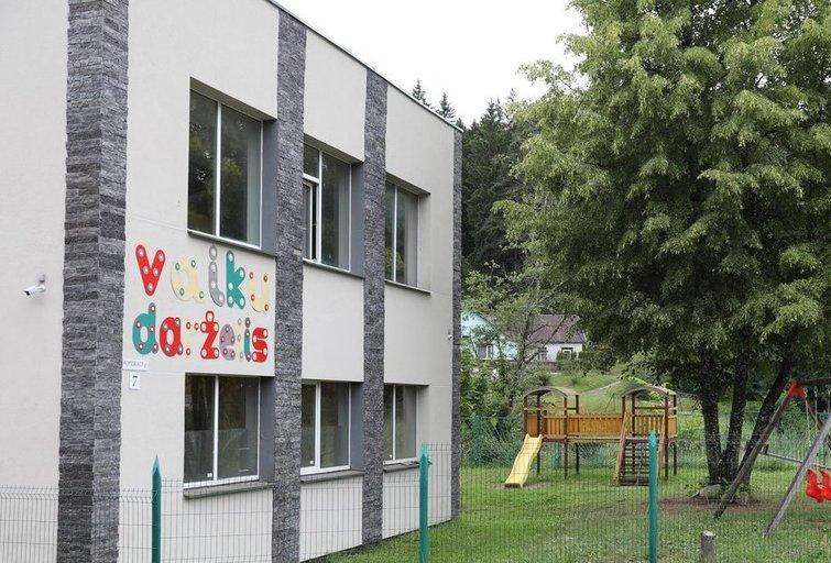 Vaikų darželis (Nuotraukos - Sauliaus Žiūros)