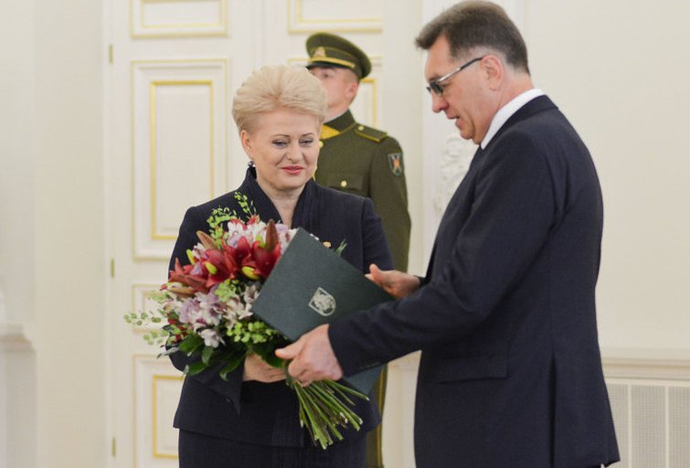 D. Grybauskaitės inauguracija (nuotr. Fotodiena.lt/Tomo Lukšio)
