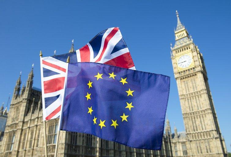 Didžioji Britanija ir Europos Sąjunga (nuotr. Fotolia.com)