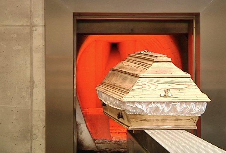 Kremavimas (nuotr. TV3)