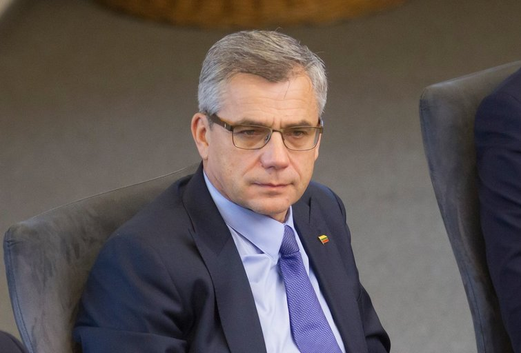 Virgilijus Poderys Karolis Kavolėlis/Fotobankas nuotr.