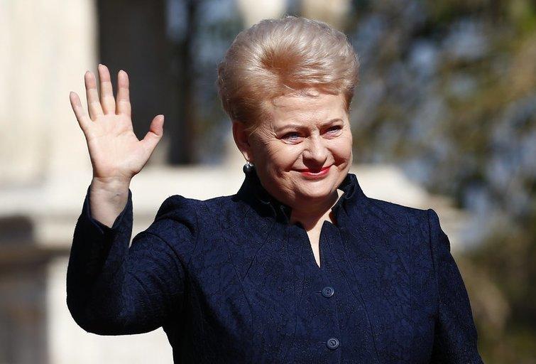 D.Grybauskaitė (nuotr. SCANPIX)