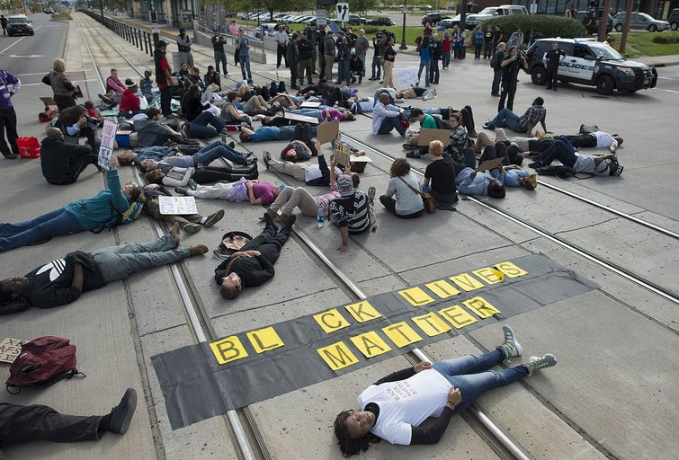 Black Lives Matter (nuotr. Wikipedia)