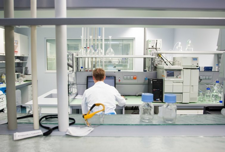 Laboratorija (Tomas Lukšys/Fotobankas)