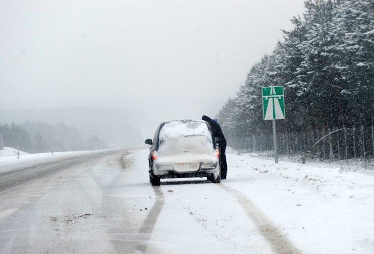 Žiema (nuotr. Fotodiena.lt)