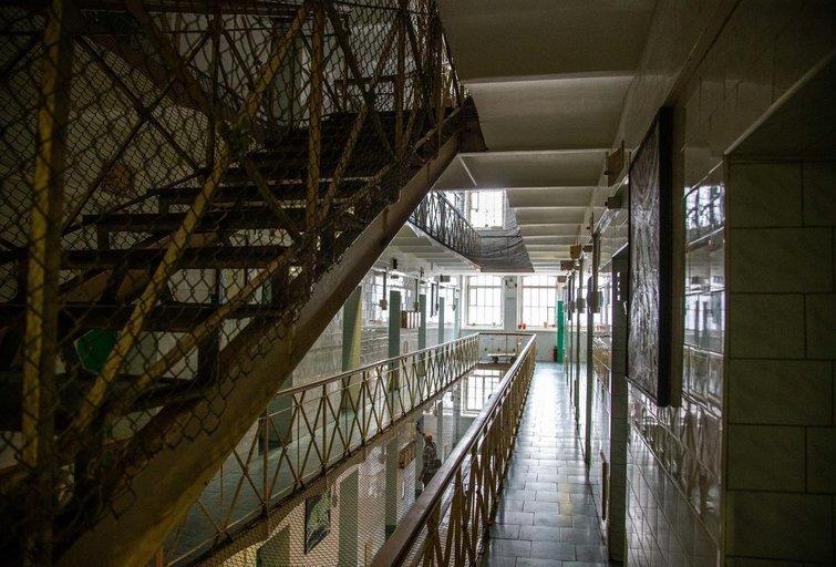 Lukiškių kalėjimas (nuotr. Fotodiena/Justino Auškelio)