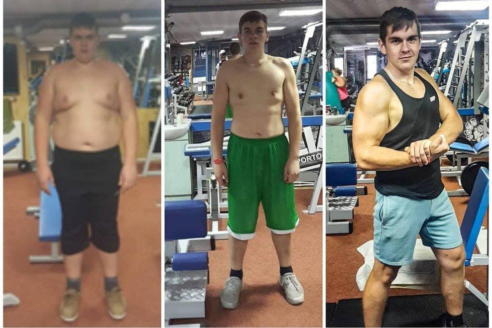 Dvidešimtmetis Giedrius atsikratė 55 kilogramų: atskleidė savo sėkmės paslaptį