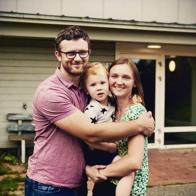 Adolio ir jo šeima