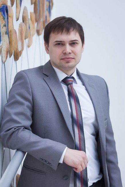 Lietuvos banko Makroekonomikos ir prognozavimo skyriaus vyresnysis ekonomistas Darius Imbrasas (nuotr. Lietuvos banko)