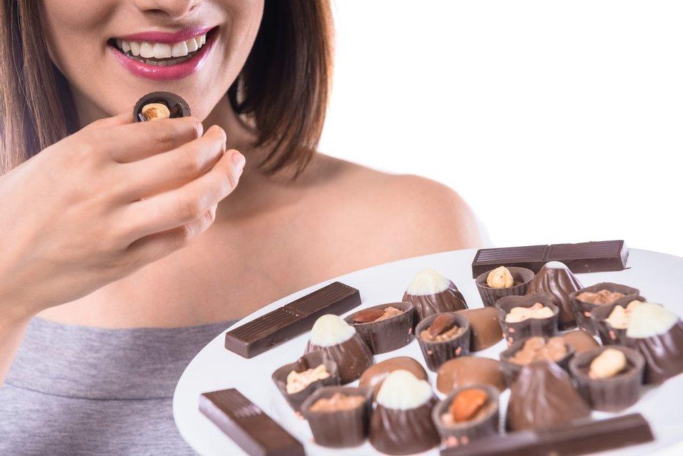 Valgo saldainius