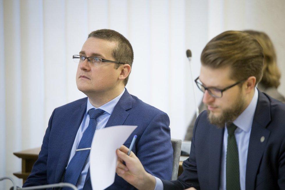Skirmantas Malinauskas (nuotr. LRVK   Darius Janutis)
