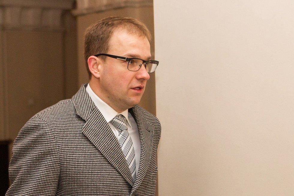 Vytautas Gapšys (Paulius Peleckis/Fotobankas)