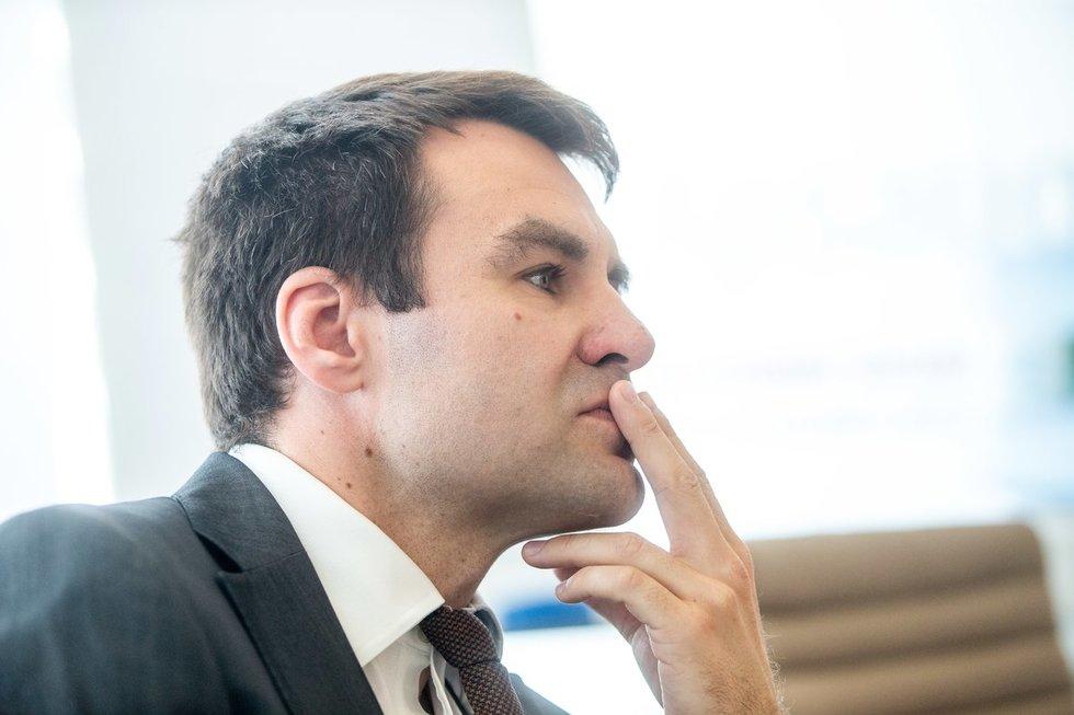 Saulius Jarmalis (Justinas Auškelis/Fotodiena nuotr.