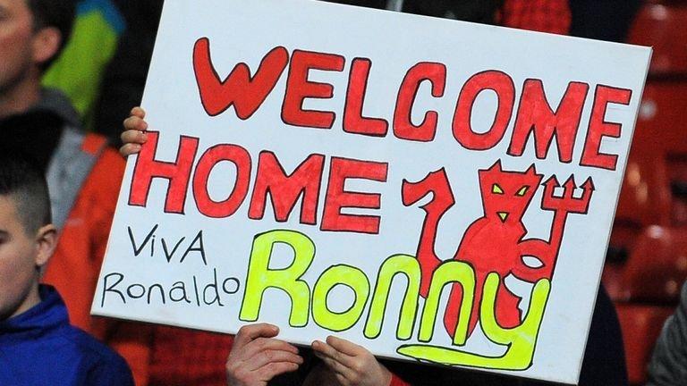 Ronaldo sugrįžimas (nuotr. Organizatorių)