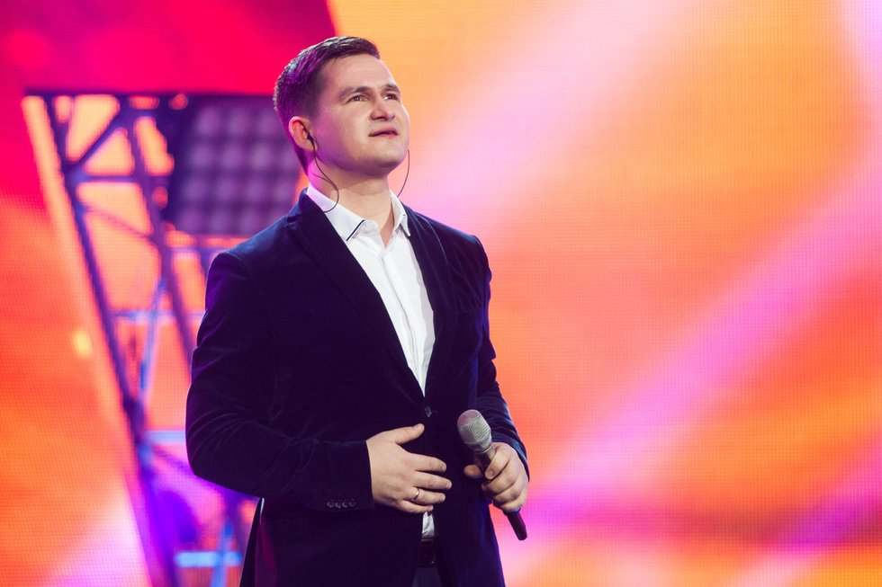 """Antroji nacionalinė """"Eurovizijos"""" atranka (nuotr. BFL)"""