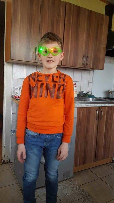 Ieškomas 9-erių vaikas (nuotr. asm. archyvo)