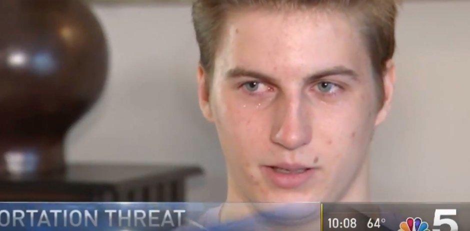 N. Venckienės sūnus JAV televizijai ašarodamas pasakojo apie baisybes, kurios jų laukia Lietuvoje