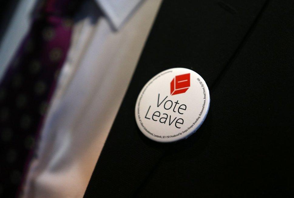 "TVF: ""Brexit"" įstums Didžiąją Britaniją į recesiją (nuotr. SCANPIX)"