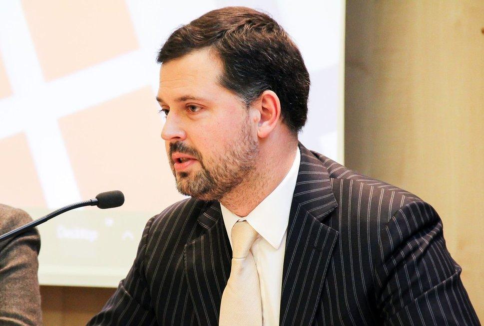 Nerijus Maliukevičius (TSPMI nuotr.)