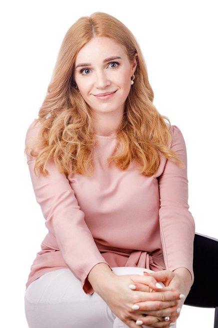 Vaikų gydytoja odontologė Eglė Vitaitė