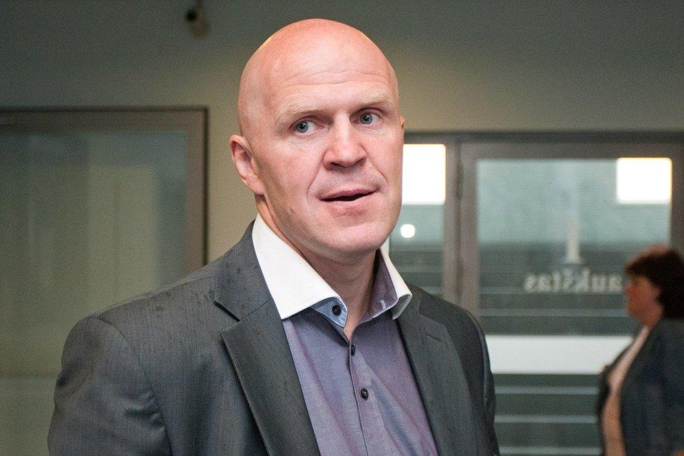 Gintaras Černiauskas (Tomas Lukšys/Fotobankas)