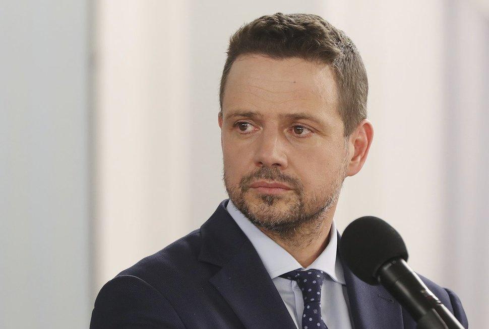 Rafalas Trzaskowskis