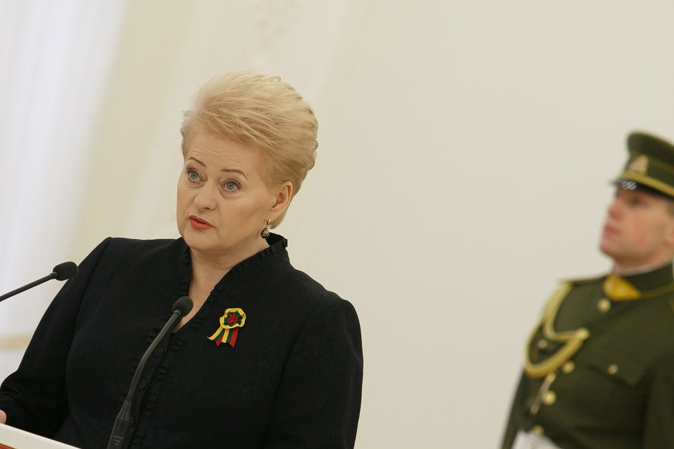 Dalia Grybauskaitė (nuotr. Tv3.lt/Ruslano Kondratjevo)