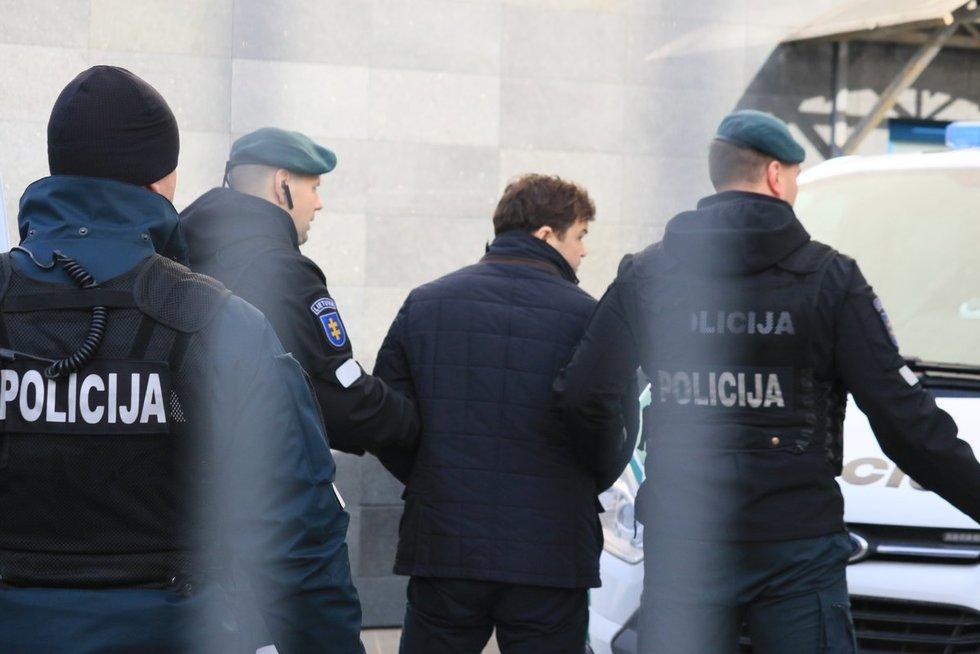 Teisėjų korupcijos byla (nuotr. Broniaus Jablonsko)