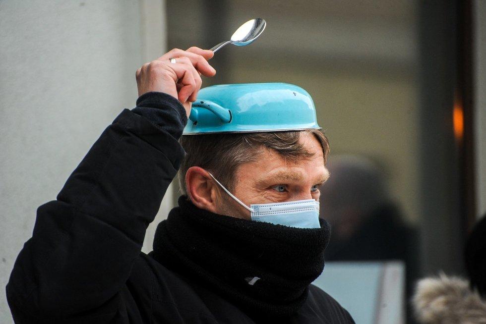 Barai ir restoranai prašo kompensacijų dėl sustabdytos veiklos (Fotodiena/ Viltė Domkutė)