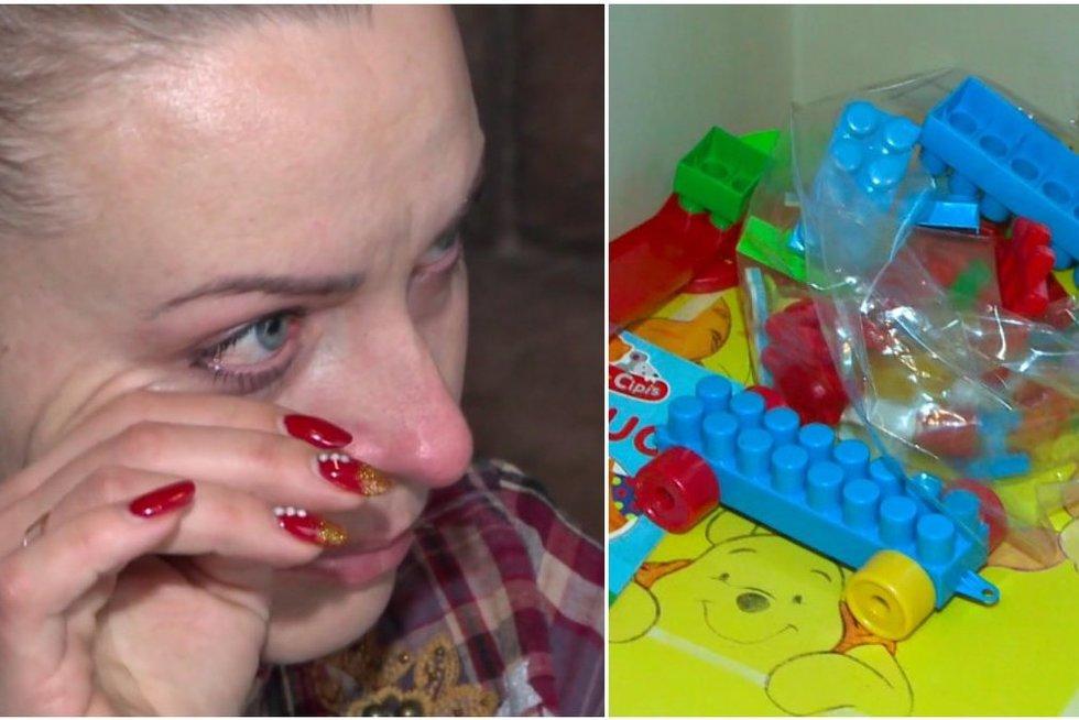 Po dukros traumos bijo netekti vaikų: įžvelgė aukščiausio lygio grėsmę