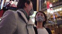 Po palankaus teismo sprendimo japonės jau laukia, kada galės susituokti  (nuotr. stop kadras)