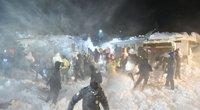Sibiro slidinėjimo kurorte – tragedija (nuotr. SCANPIX)