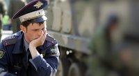 Rusijos policininkas, asociatyvi nuotr.  (nuotr. SCANPIX)