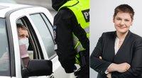 Sveikatos apsaugos viceministrė Velykų laukia su nerimu: nesinori vėl mąstyti apie didelį uždarymą (tv3.lt fotomontažas)